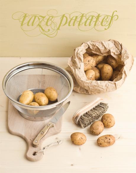taze patates