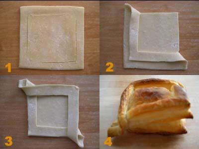 Çantada tavuk tarifi(resimli anlatım)